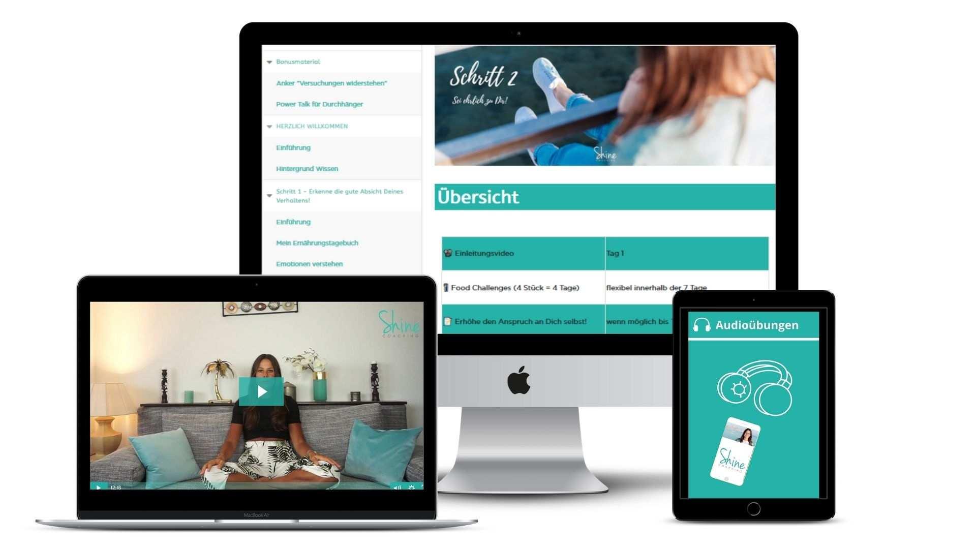 Lifestyle schlank online Programm