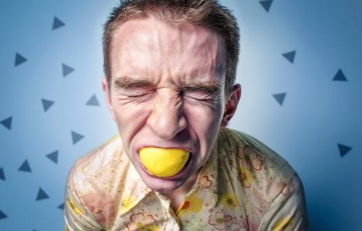 Selbsttest Zitrone